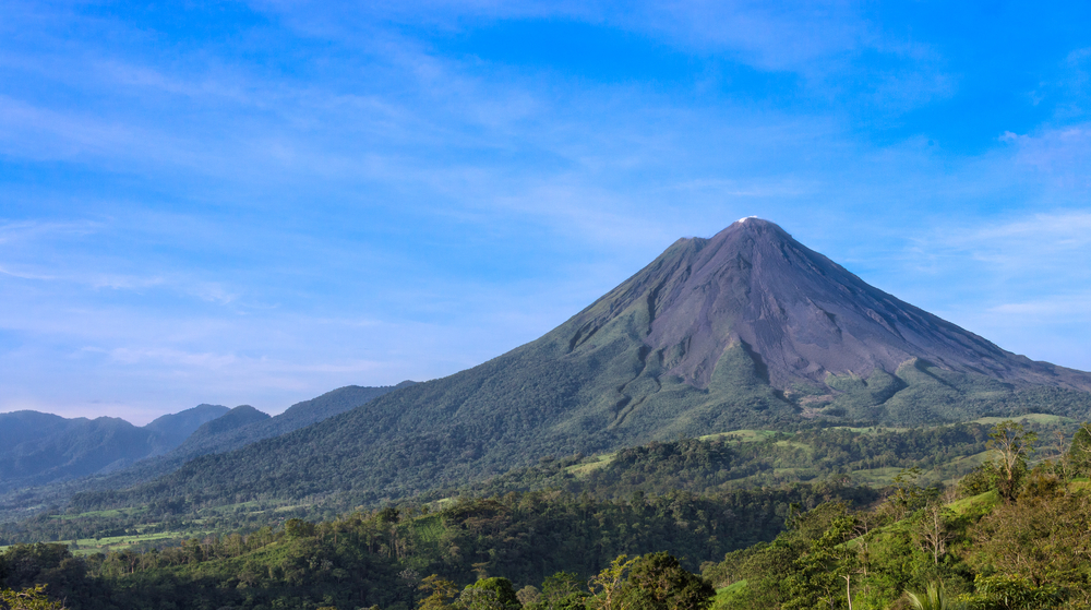 volcano tours in costa rica from potrero beach